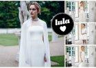 La Mania White: suknie �lubne dla fanek elegancji w stylu retro, ale z nowoczesnym zaci�ciem [LOOKBOOK]