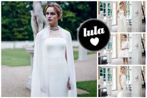 La Mania White: suknie ślubne dla fanek elegancji w stylu retro, ale z nowoczesnym zacięciem [LOOKBOOK]