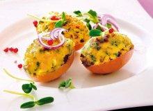 Jajka faszerowane w skorupkach - ugotuj