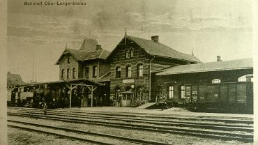 Stacja Bielawa Zachodnia
