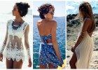 Styl grecki, a może romantyczne koronki? Radzimy w co ubrać się na plażę [STYLIZACJE]