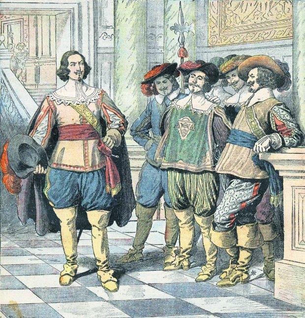 W opowieści o d'Artagnanie i jego kompanach jest sporo rzeczy prawdziwych.