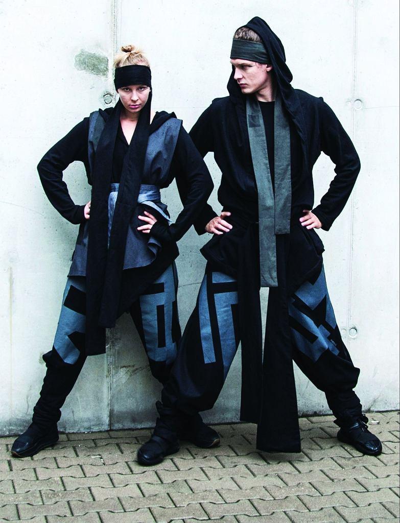 Design 32, projekt ubrań Paulina Pikiel / materiały prasowe