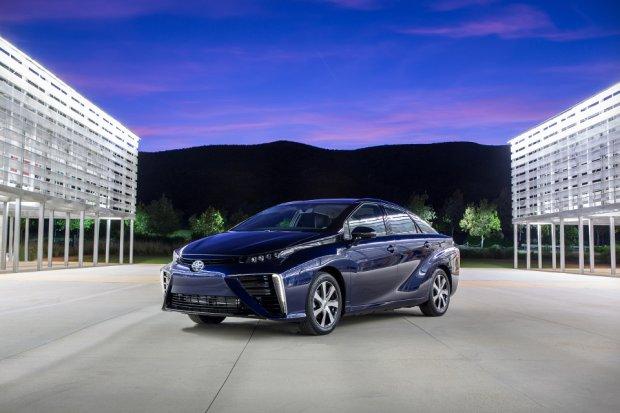 Toyota Mirai | Ekstremalnie droga ekologia