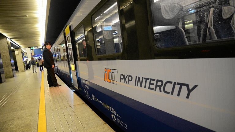 Pociąg PKP Intercity