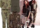 River Island: trend militarny
