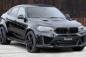 Tuning | G-Power BMW X6M Typhoon | Przeróbka za cenę nowej limuzyny