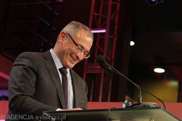 Rosja skonfiskowała odszkodowanie dla Chodorkowskiego