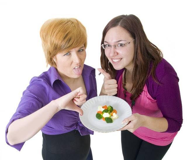 Masz wybór - możesz postawić na warzywa, ale wcale nie musisz. Zarazem wówczas trzeba liczyć się ze zdrowotnymi konsekwencjami takiej decyzji