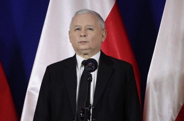 Kaczy�ski zapowiada ustaw� o ochronie kobiet: B�dzie taka, �e mr�z b�dzie w oczy szczypa�