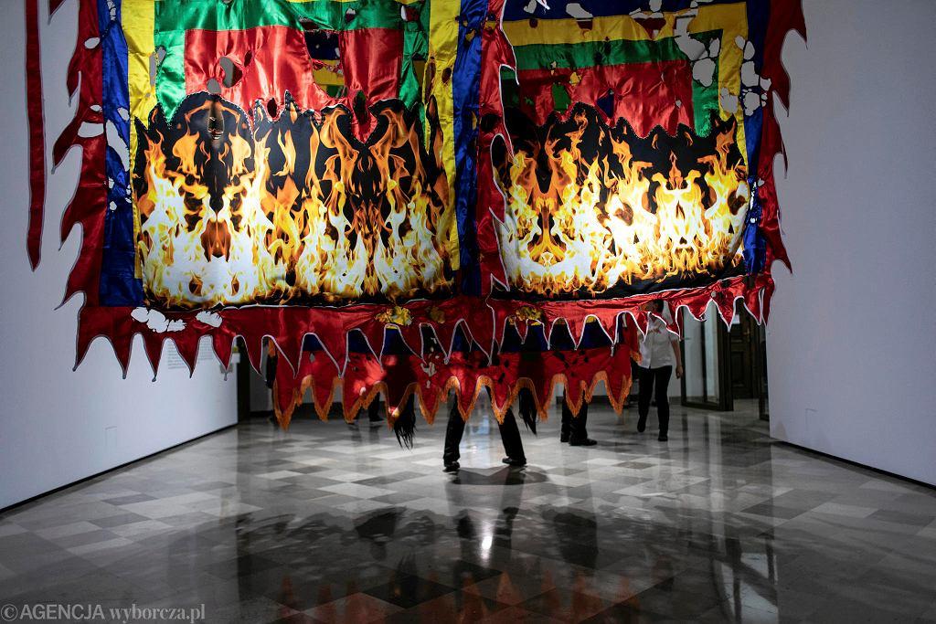 Wystawa ' Święte Nic ' / DAWID ŻUCHOWICZ