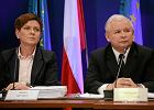 O godz. 13.30 wsp�lna konferencja Kaczy�skiego i Szyd�o. Kto w rz�dzie PiS?