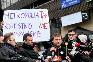 Powiększenie Warszawy. Powstrzymać ten bubel [OPINIE WS. PROJEKTU METROPOLII]
