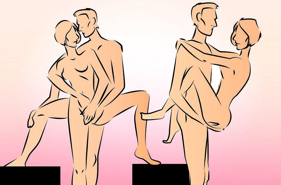 To zwykle nie są łatwe pozycje i raczej nie dla początkujących kochanków. A jednak warto od czasu do czasu kochać się na stojąco
