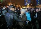 Kilka tysi�cy os�b na Wigilii Bo�ego Narodzenia na Majdanie