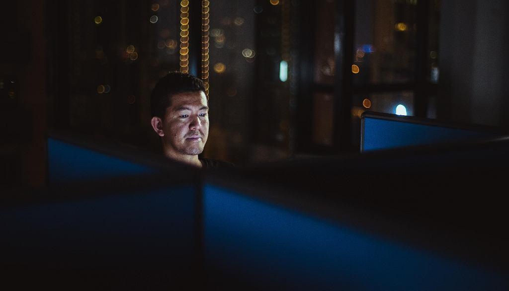 Kadr z filmu 'Czyściciele internetu' / Mat. promocyjne