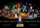 """Dawno temu w odleg�ej galaktyce... nakr�cono sze�� cz�ci """"Star Wars"""""""