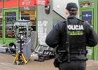 Wysadzili i okradli bankomat w Krakowie [ZDJ�CIA]