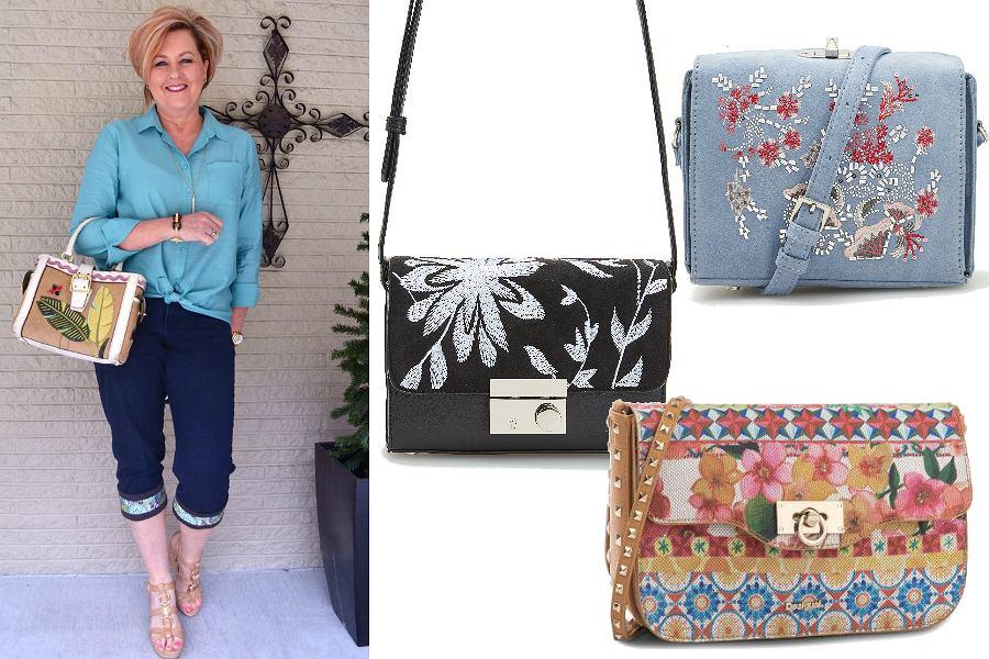 0e9b1fa65c27d Małe torebki na lato  przegląd dla dojrzałych kobiet