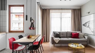 Aranżacja mieszkania w stylu loftu