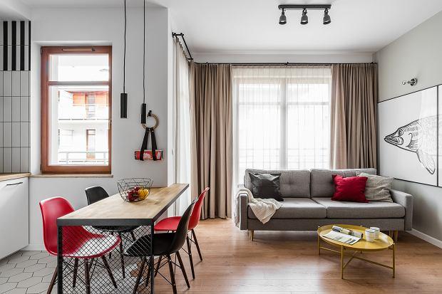 Aranżacja Mieszkania W Stylu Loftu Modne Wnętrza I Ciekawe