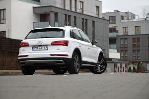 Audi Q5 2.0 TDI 190 KM | Test | Po prostu Audi