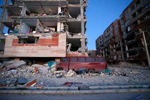Dlaczego ziemia zadrżała akurat na pograniczu Iraku i Iranu