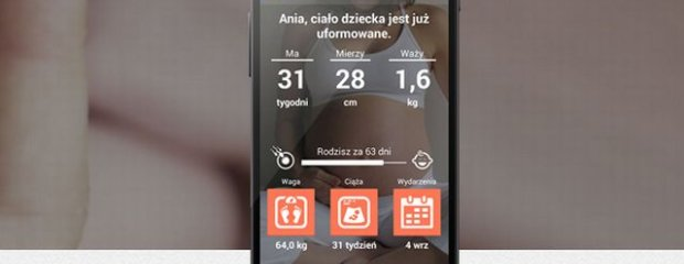 Nowa aplikacja Moja ci��a z eDziecko.pl