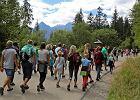 Tegoroczna frekwencja w Tatrach zbliża się do rekordu