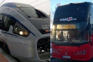 Dart PKP Intercity vs. Polski Bus: co wybrać na podróż do Białegostoku [NASZ TEST]