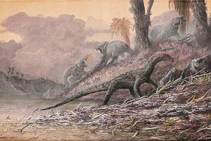 Tajemniczy cioteczny brat dinozaurów. Takie odkrycie zdarza się raz w życiu