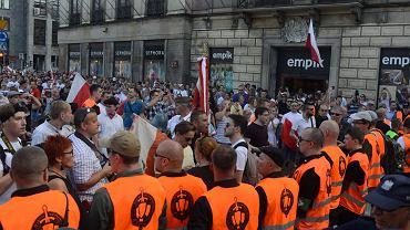 Marsz Narodowców 1 sierpnia