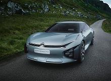 Salon Paryż 2016   Citroen Cxperience Concept   Limuzyna przyszłości