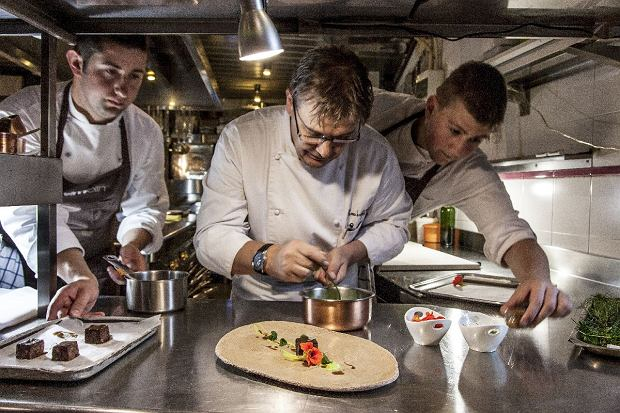 .Cavalese , Chef Alessandro Gilmozzi , El Molin