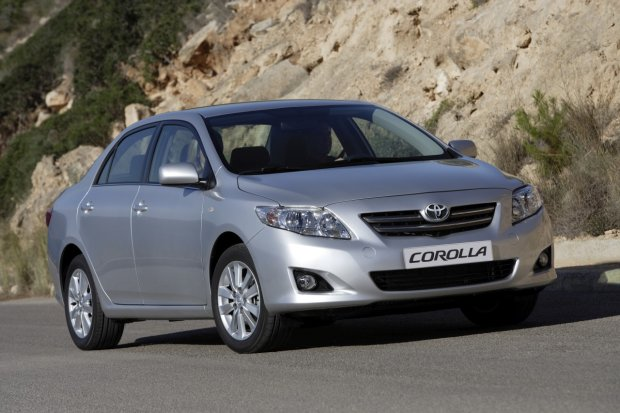 Toyota Corolla z 2006