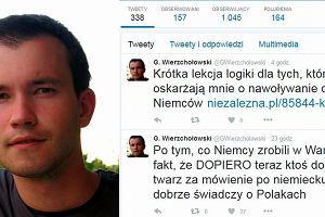 """Naczelny Niezalezna.pl o sprawie pobicia profesora w tramwaju. """"...To bardzo dobrze �wiadczy o Polakach"""""""
