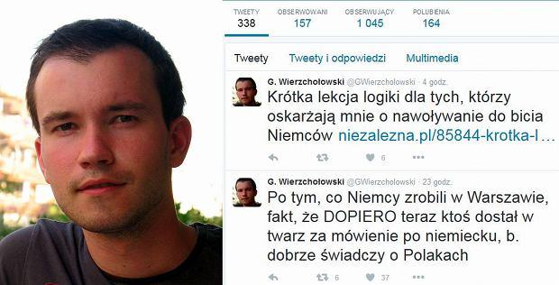 """Naczelny Niezalezna.pl o sprawie pobicia profesora w tramwaju. """"...To bardzo dobrze świadczy o Polakach"""""""