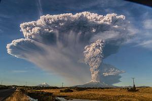 Dlaczego samoloty nie mogą latać, kiedy wybuchają wulkany?
