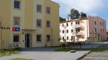Aktualnie wykonywane prace w ramach IV etapu budowy osiedla oraz zakończony III etap
