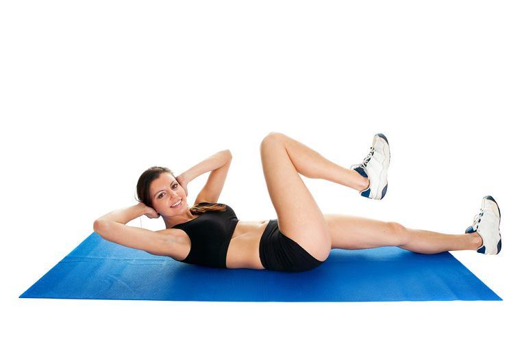 6 Weidera ćwiczenia na płaski brzuch