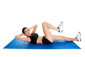 6 Weidera - ćwiczenia dające szanse na płaski brzuch