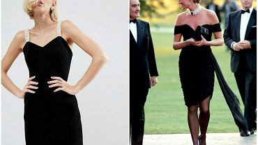 Współczesna księżna Diana. Kolekcja ASOS i WAH London pół żartem, pół serio