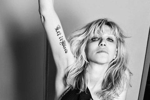 Courtney Love po raz kolejny pojawi się na ekranach kin. W nowym filmie stacji Lifetime -  Menendez: Blood Brothers wcieli się w matkę zabójców.