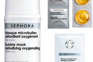 Sephora skincare. Nowa linia maseczek do twarzy