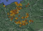Powsta�a polska mapa skarb�w. Naniesiono ju� na ni� 100 lokalizacji