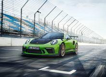 Porsche 911 GT3 RS - spektakularne pożegnanie z aktualną generacją
