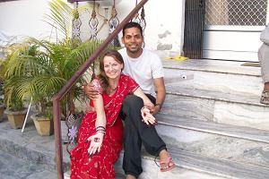 Polka biega w Indiach