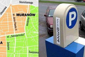 Strefa płatnego parkowania większa już za miesiąc [MAPA]