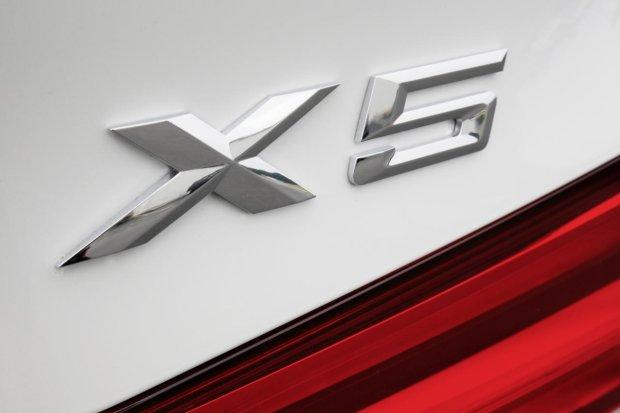 BMW X5 | Rado�� z okazji 15 lat produkcji