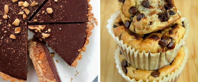 Smakują, jak snickers i rafaello, a mają o wiele mniej kalorii!